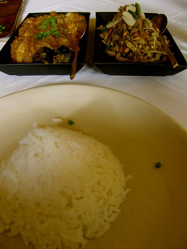 Lunch at Monsoon, Yangon