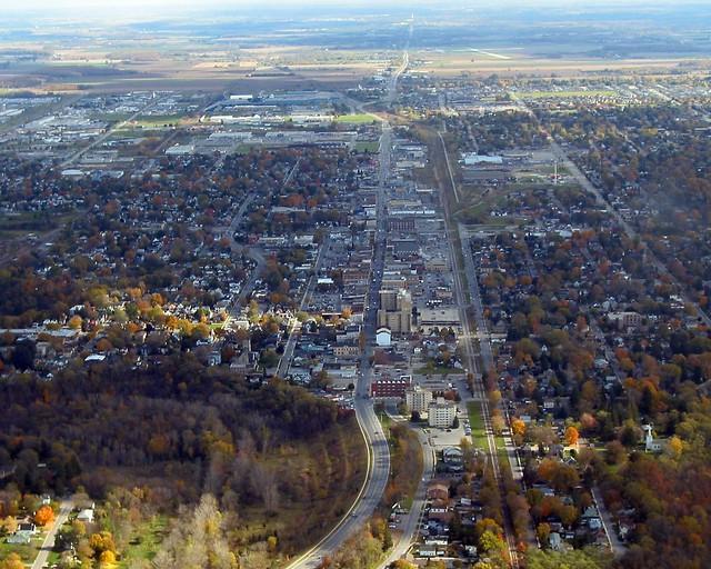 St Thomas Ontario Aerial Flickr Photo Sharing