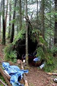 waterproof shelter