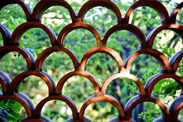 Mexican Style Fence Flickr Photo Sharing