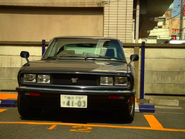Isuzu 117 Coupe XE Series 3