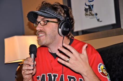 Canucks Fan Zone Suite Night 2009