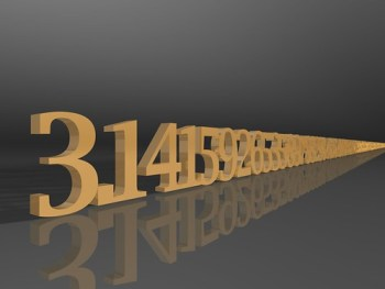 irrational numbers and pi