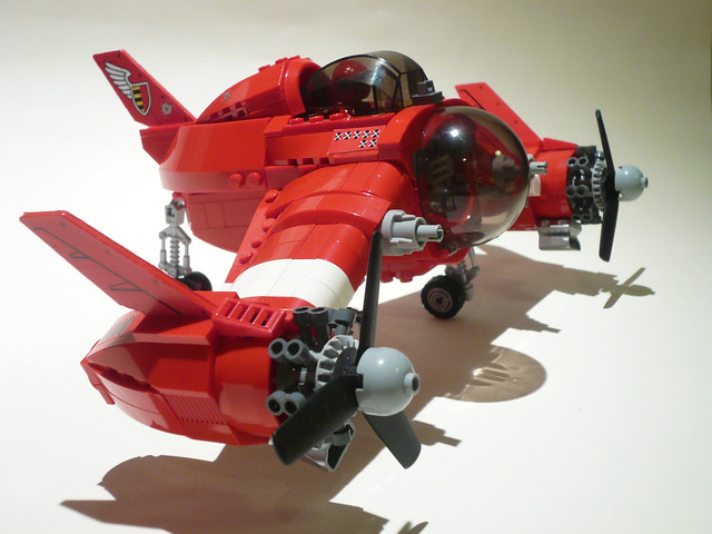 A-20 Red Zephyr