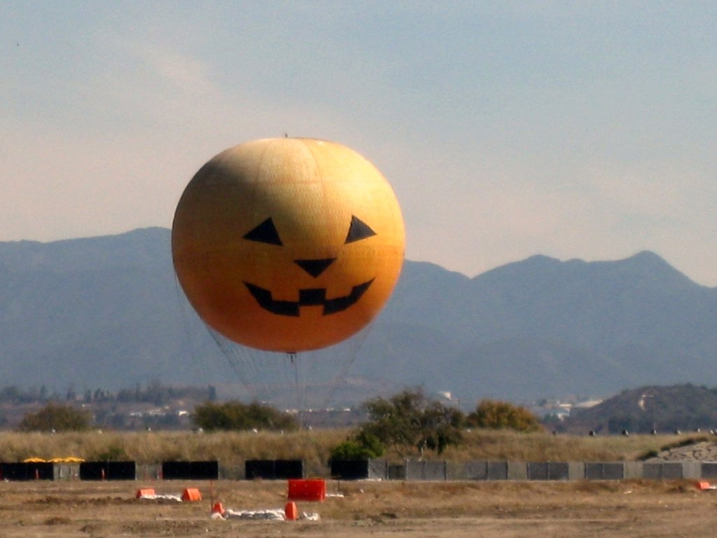 Great Park - Great Pumpkin