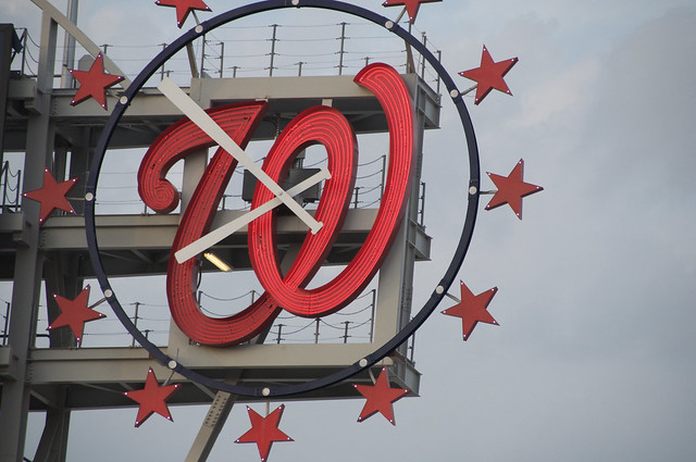 Walgreens Washington Nationals Logo