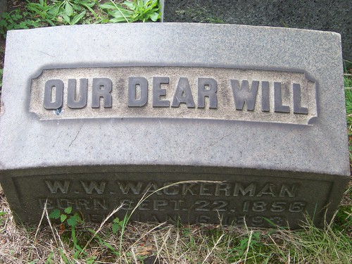 Our Dear Will