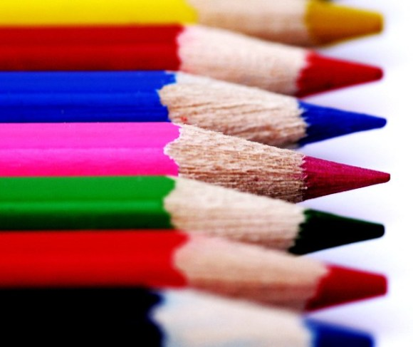 Grainy Pencils 125/365