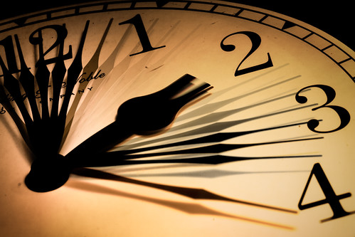 2009 Challenge 109/365 - Clock