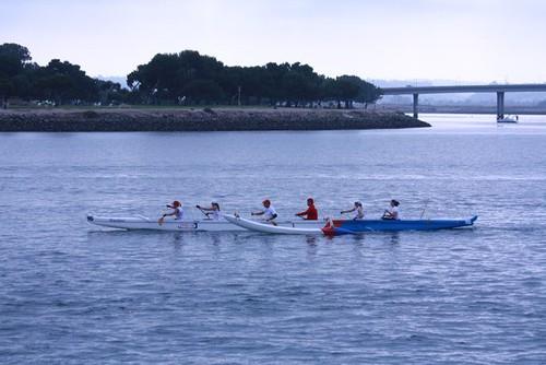 SD Mission Bay race
