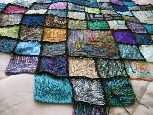 Afghan 1 - joining complete!