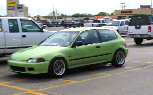 ricer civic flickr photo sharing