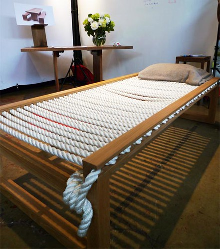 Lauren Rope Bed By Bruce Marsh Flickr Photo Sharing