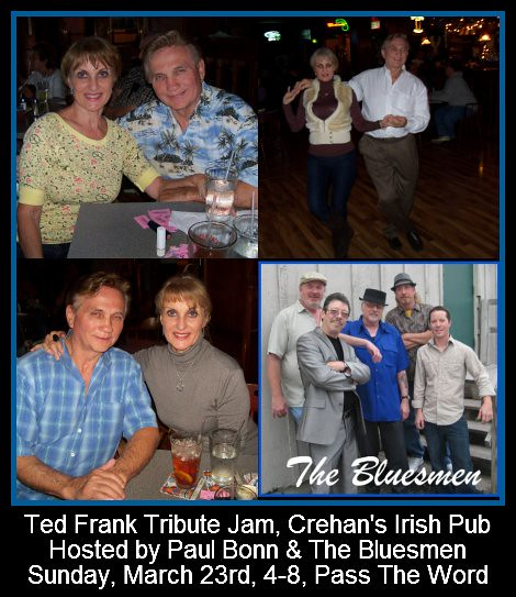 Ted Frank Tribute 3-23-14