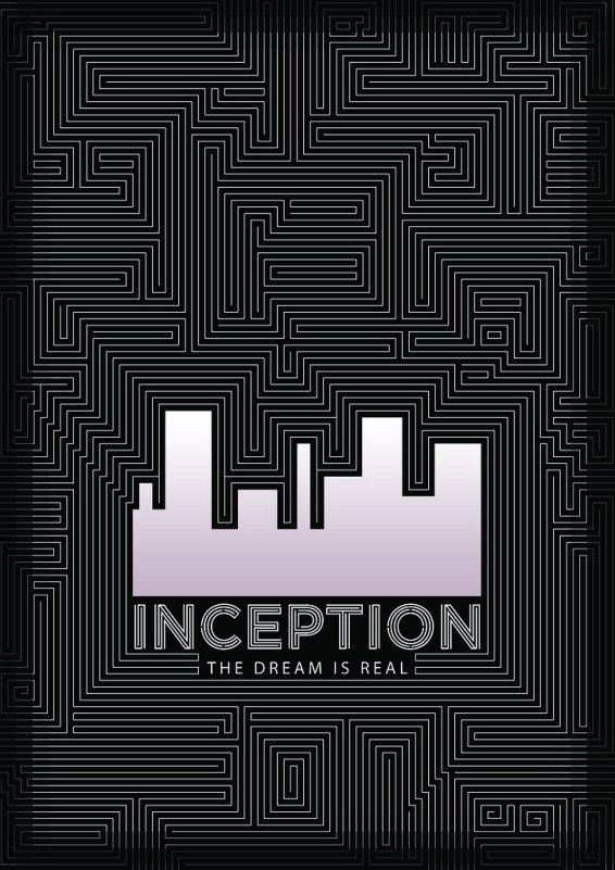 Inception Poster Design