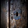 Keyhole by Andrés Medina