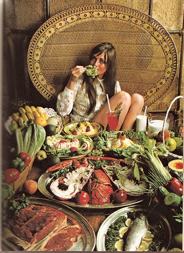 Food glorious food: Discover a Lovelier You (Woman Alive, 1972)
