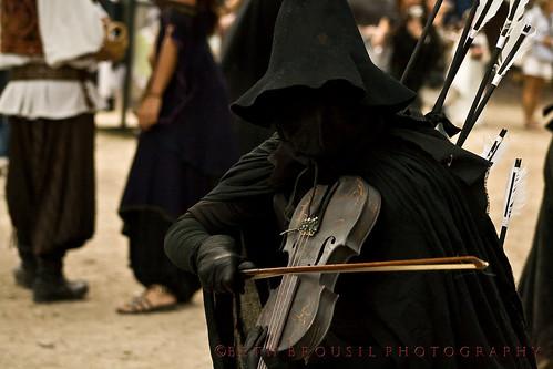 Danse Macabre Fiddler