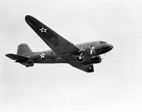 Douglas : C-53 : Skytrooper