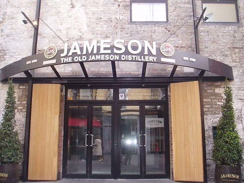 Jameson Distillery, Dublin, Ireland