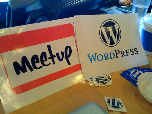 Ferndale WordPress Meetup (March 09)