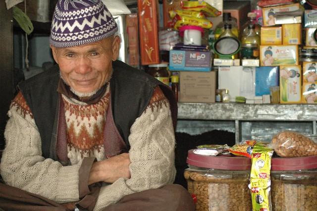 The all weather shop, Leh, Ladakh