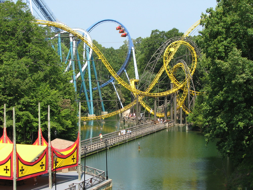 theme park - Busch Gardens Europe 084