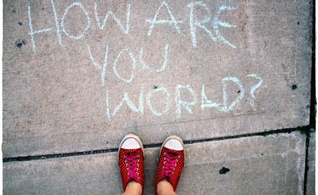 Sidewalk Messages