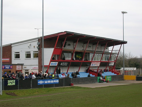 The Valley, Redditch United FC