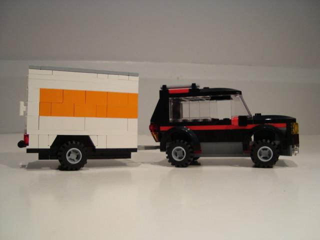 Uhaul-Towed