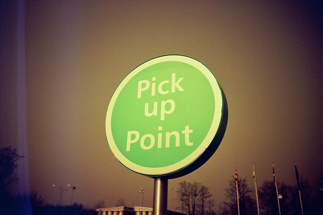 Pick up Point #2