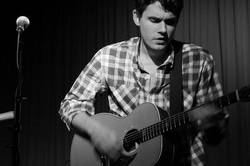 John Mayer: Hotel Cafe: Los Angeles.