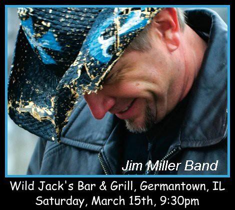 Jim Miller Band 3-15-14