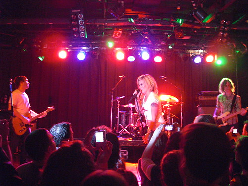 2008-12-08 - Letters to Cleo @ the Paradise - Casio 076