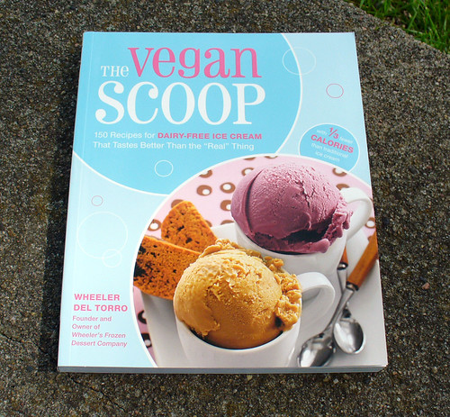 2009-05-24 - Vegan Ice Cream Books - 0008