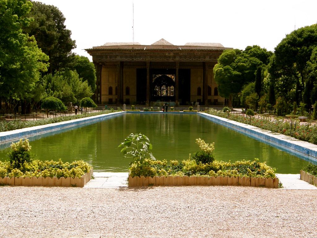 Chehel Sotoun, Esfahan