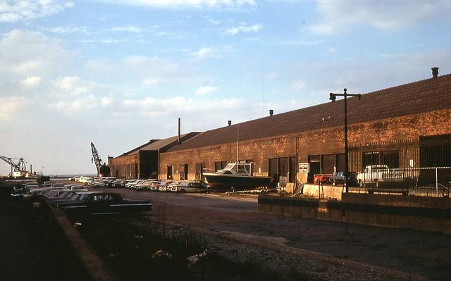 Lederer Terminal Cleveland Ohio 1968