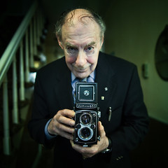 Jean-Paul 76 ans ( a stranger) by Benoit.P