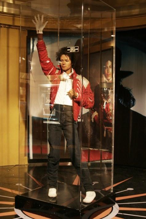 Michael Jackson Mannequin