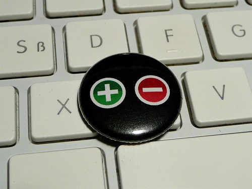 Moreless plus minus button