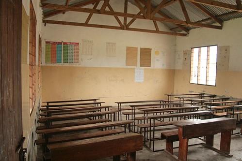 Tanzanian Classroom