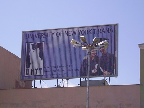 University of New York Tirana