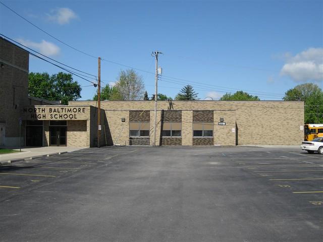051009 North Baltimore High School #2--North Baltimore, Ohio
