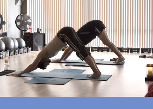 Yoga- Down Dog