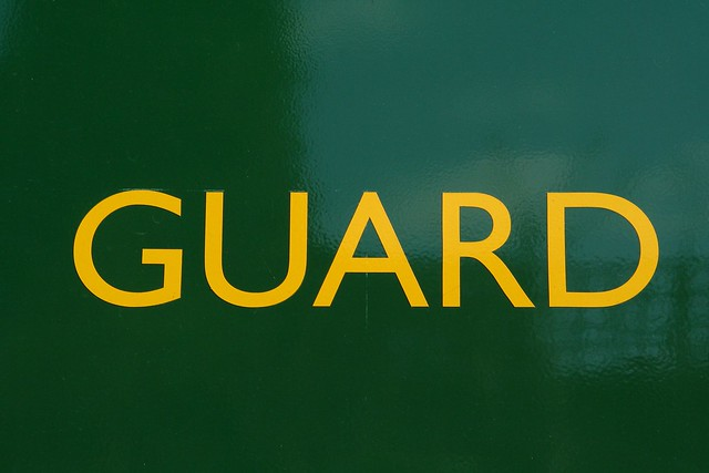 What Does Guard Mean