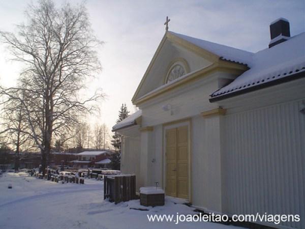 Igreja de Parkano, Finlândia
