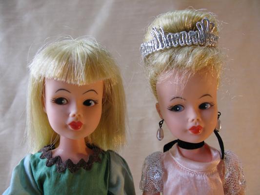 Horsman Cinderella dolls