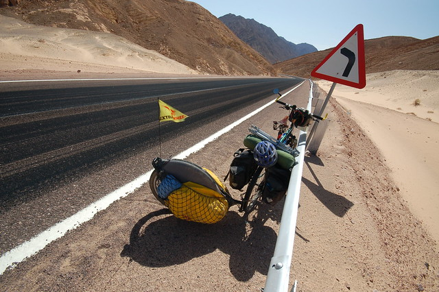 Through the mountains to Dahab