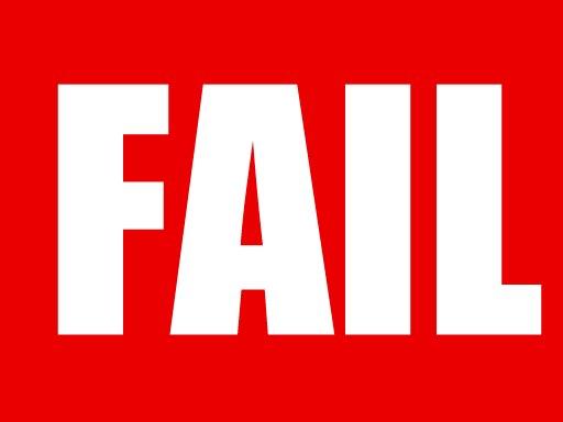 Red Fail
