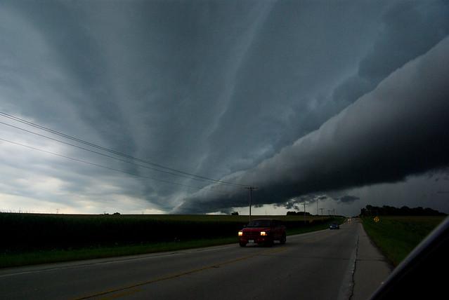 Storm 8/9/2009